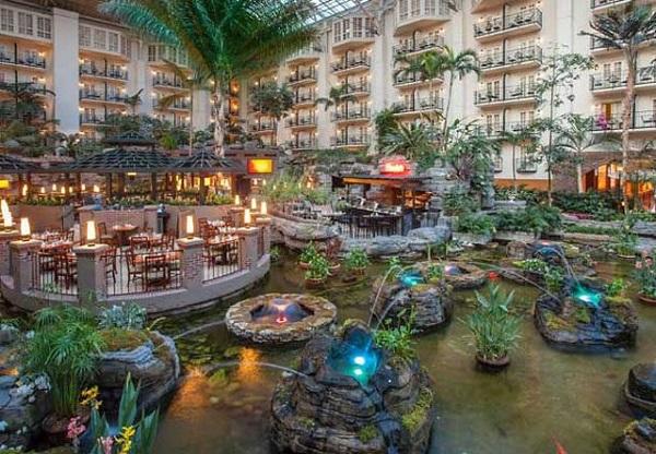 Gaylord Opryland Resort in Nashville, TN Getaway Sweepstakes