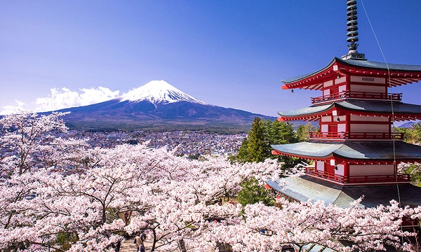 Trip for Two to Japan Sweepstakes