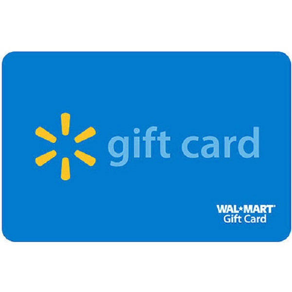 $1,000 Walmart Gift Card Giveaway