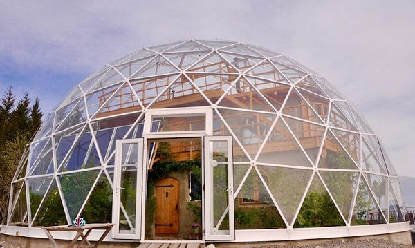 Arctic Dome Geodesic Greenhouse Giveaway