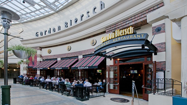 Free $10 at Gordon Biersch