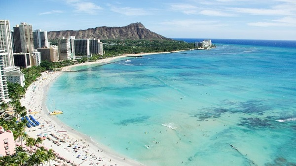 Trip for Two to Hawaii Sweepstakes
