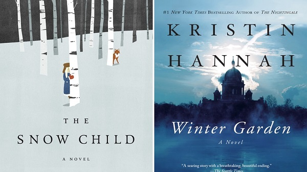 Winter Thrillers Sweepstakes