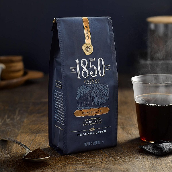 Free Sample of Folgers 1850 Coffee