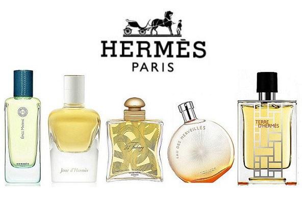Free Sample of Hermes Paris Fragrance