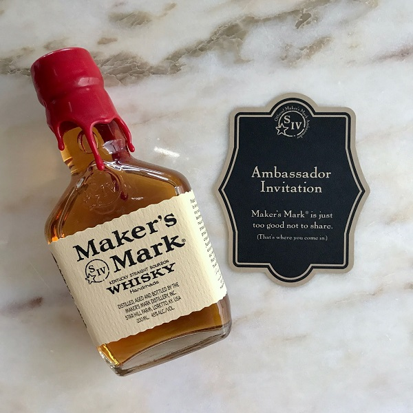 Free Maker's Mark Ambassador Gifts Every Year