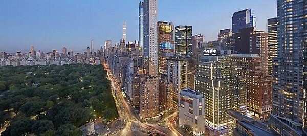 Trip for Two to New York Giveaway