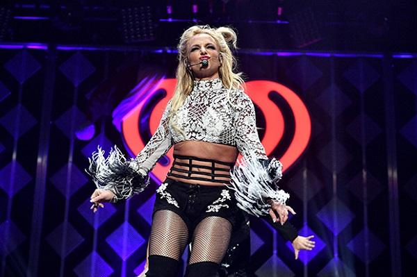 Britney Spears Las Vegas Sweepstakes