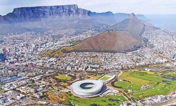 Trip for Two to Cape Town, South Africa Sweepstakes