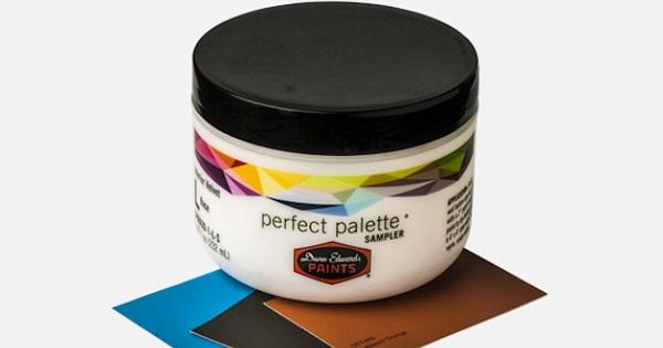 Free Dunn-Edwards Perfect Palette Paint Sampler