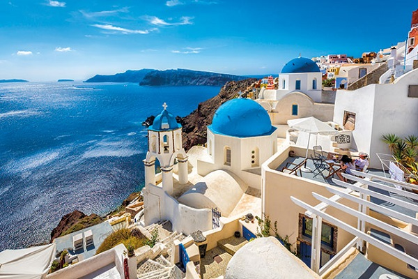 Trip for Two to Greece Sweepstakes