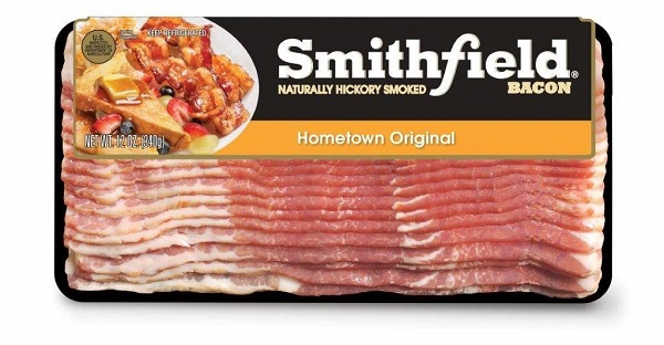 Smithfield Bacon for Life Giveaway