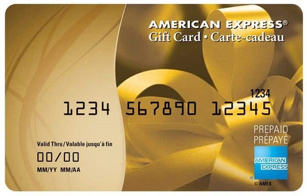 $500 American Express Gift Cards Sweepstakes