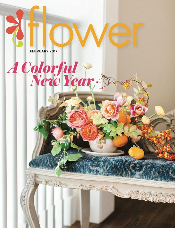 Free Subscription to Flower Magazine