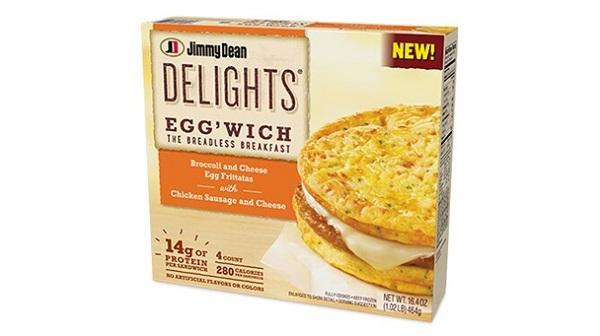 Free Jimmy Dean Delights Egg'wich