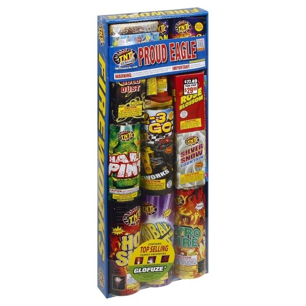 Free TNT Fireworks Welcome Pack