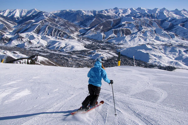 Idaho Ski Getaway Sweepstakes