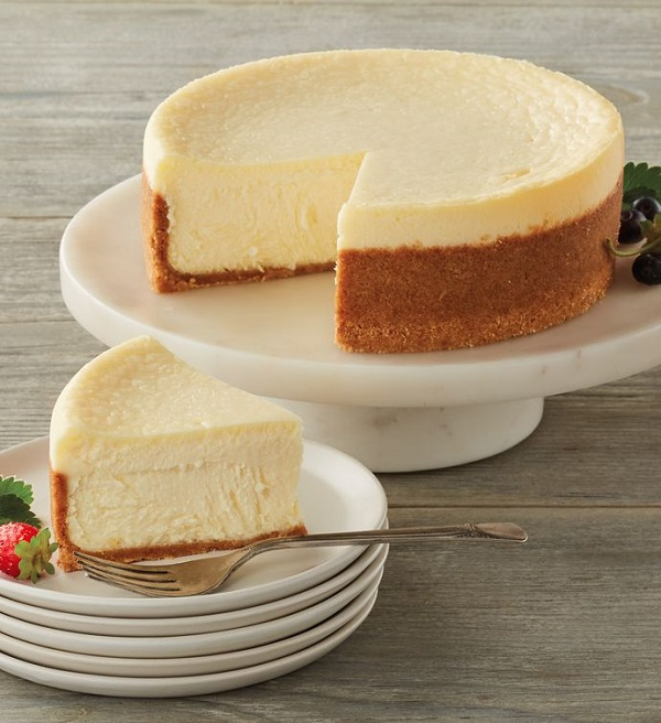 Free Slice of Cheesecake + Delivery
