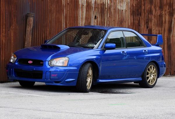 Subaru Impreza Giveaway
