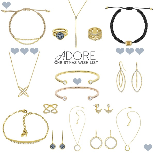 ADORE Jewelry Shopping Spree Giveaway