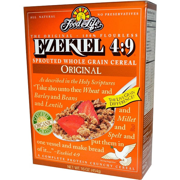 Free Food for Life Cereal