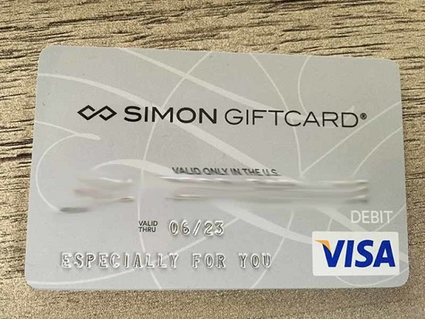 $10,000 in Simon Gift Cards Giveaway