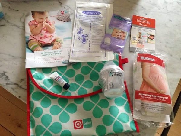 Free Target Welcome Baby Box