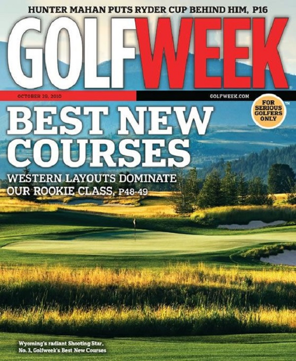 Free Complimentary Subscription to GolfWeek Magazine