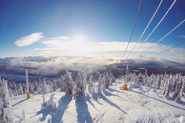 Big White Ski Resort Sweepstakes