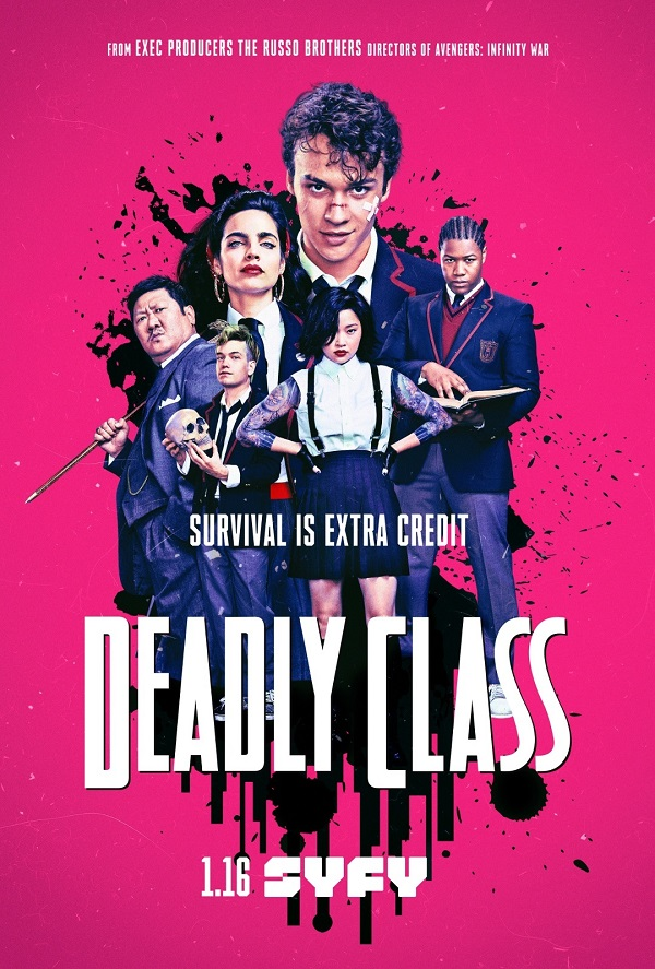 Watch Deadly Class Episode 1 for Free