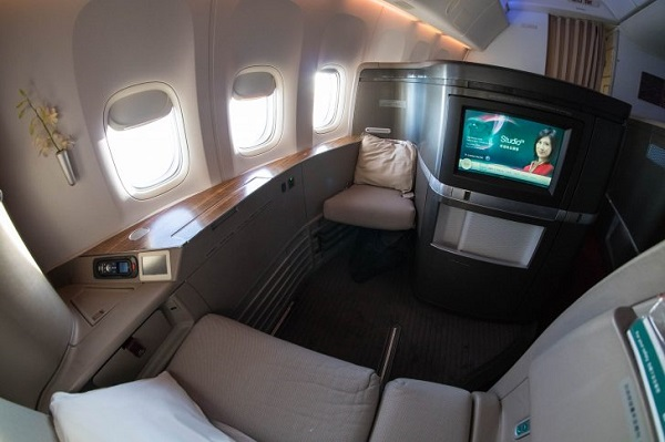 First First Class Holiday Package Sweepstakes