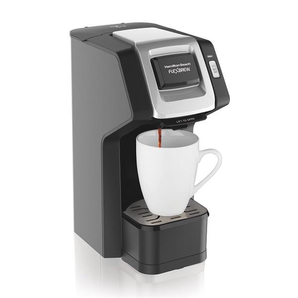 Hamilton Beach FlexBrew Coffee Maker Giveaway