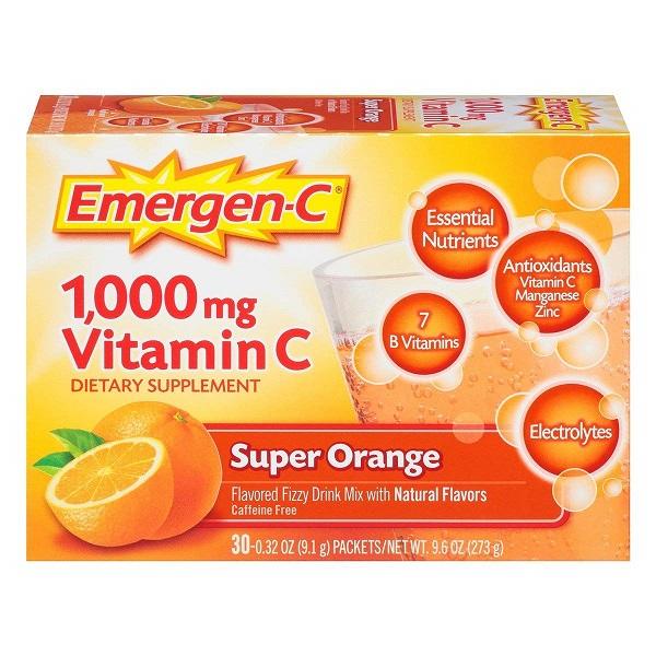 Free Samples of Emergen-C