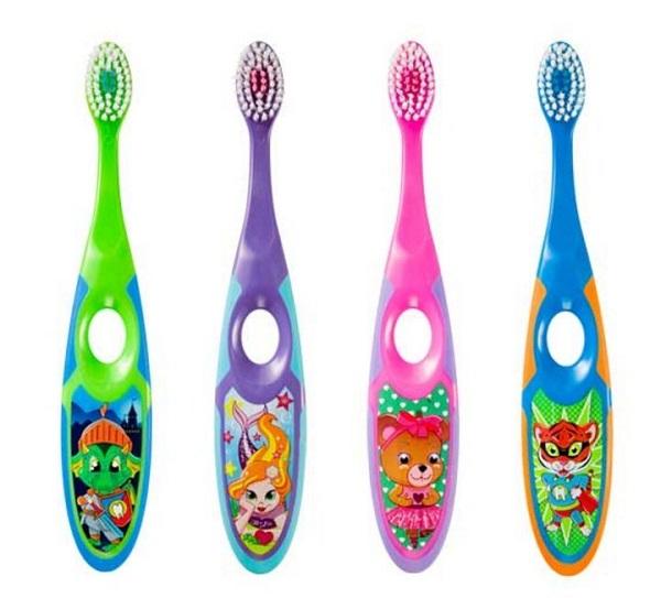 Free Baby Toothbrush