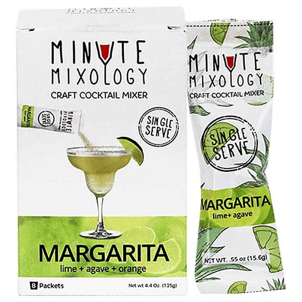 Free Sample of Minute Mixology Cocktail Mixer