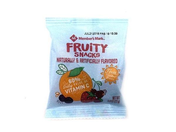 Free Member's Mark Fruity Snacks