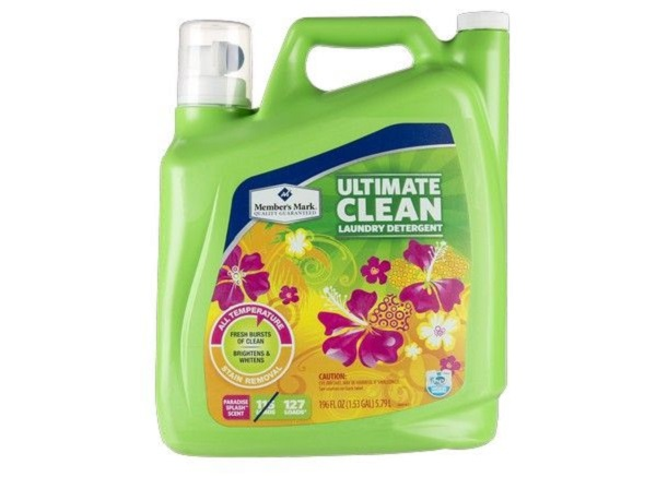 Free Member's Mark Ultimate Clean Laundry Detergent