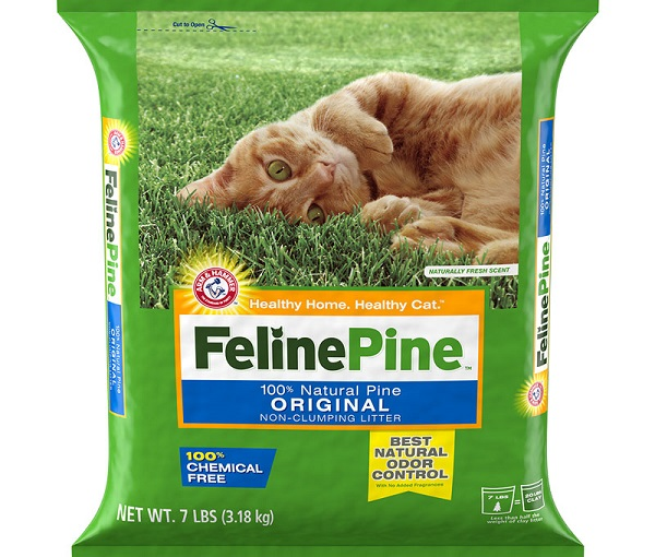 Free Arm & Hammer Feline Pine Cat Litter with Mail-In Rebate