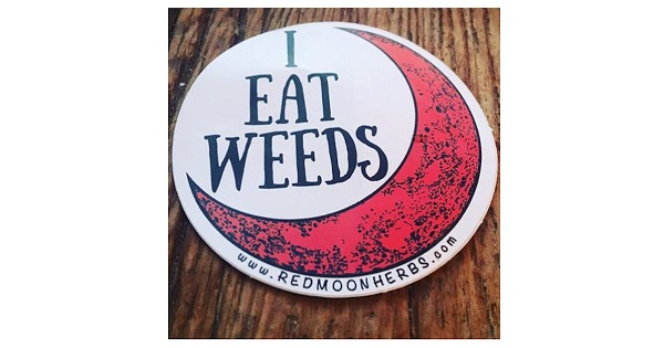 Free I Eat Weeds Stickers