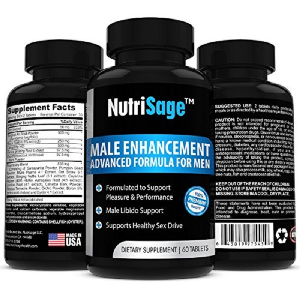Free Male Sexual Health Supplements