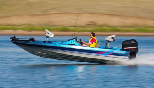 Quaker State Branded Tracker Pro Team 190 TX Boat Sweepstakes