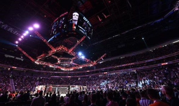 UFC Prize Package Sweepstakes