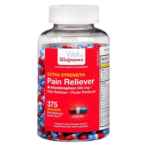 Free Extra Strength Pain Reliever
