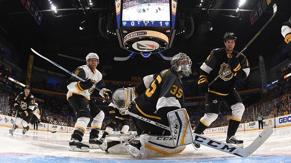 Your Favorite Hockey Team's Game Sweepstakes