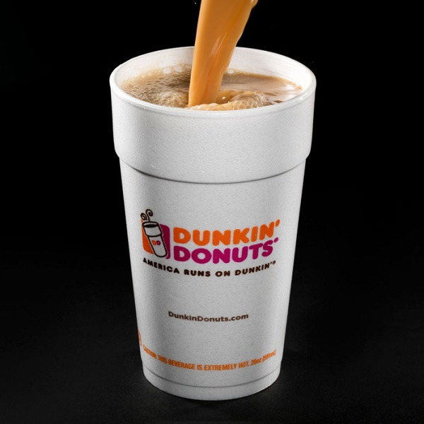 Free Sample of Dunkin' Donuts Coffee