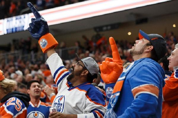 Free Edmonton Oilers Fan Pack & Packet Schedule