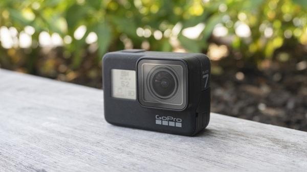 GoPro Hero 7 Black Giveaway