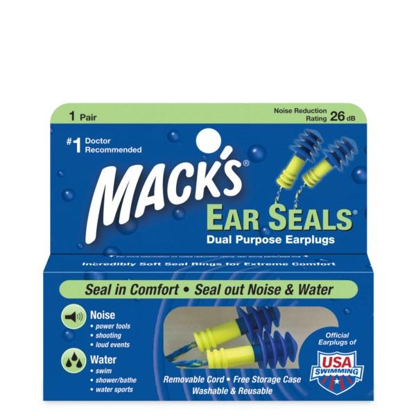 Free Pair of Mack's Ear Plugs