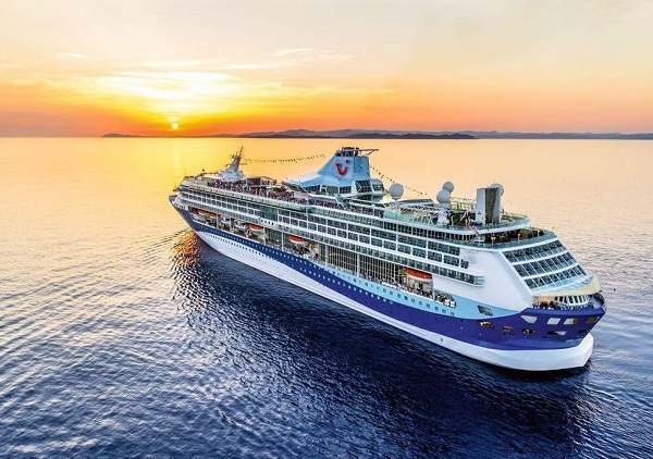 Cruise for Two Sweepstakes