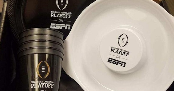 Free ESPN College Football Playoff Prize Pack Delivered
